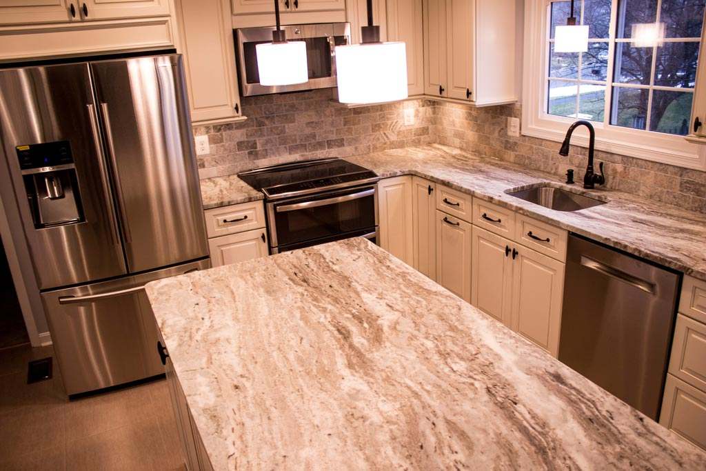 Kitchen Remodel In Gainesville Va Bianco Renovations