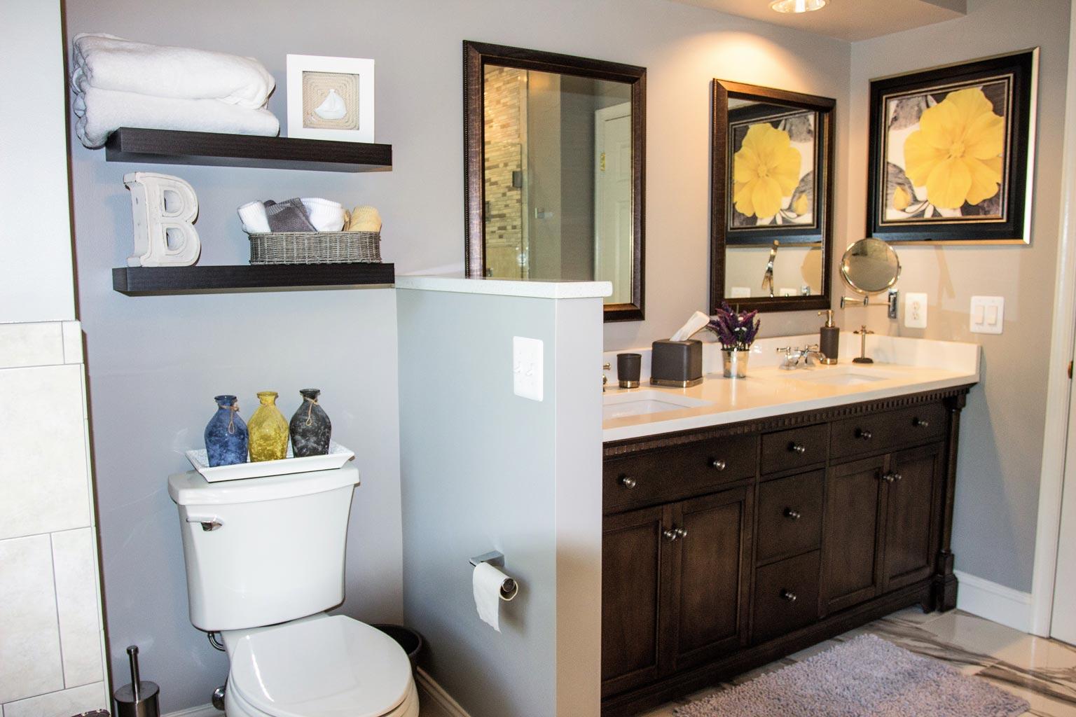 Master Bathroom In Gainesville VA Bianco Renovations - Bathroom remodeling gainesville va
