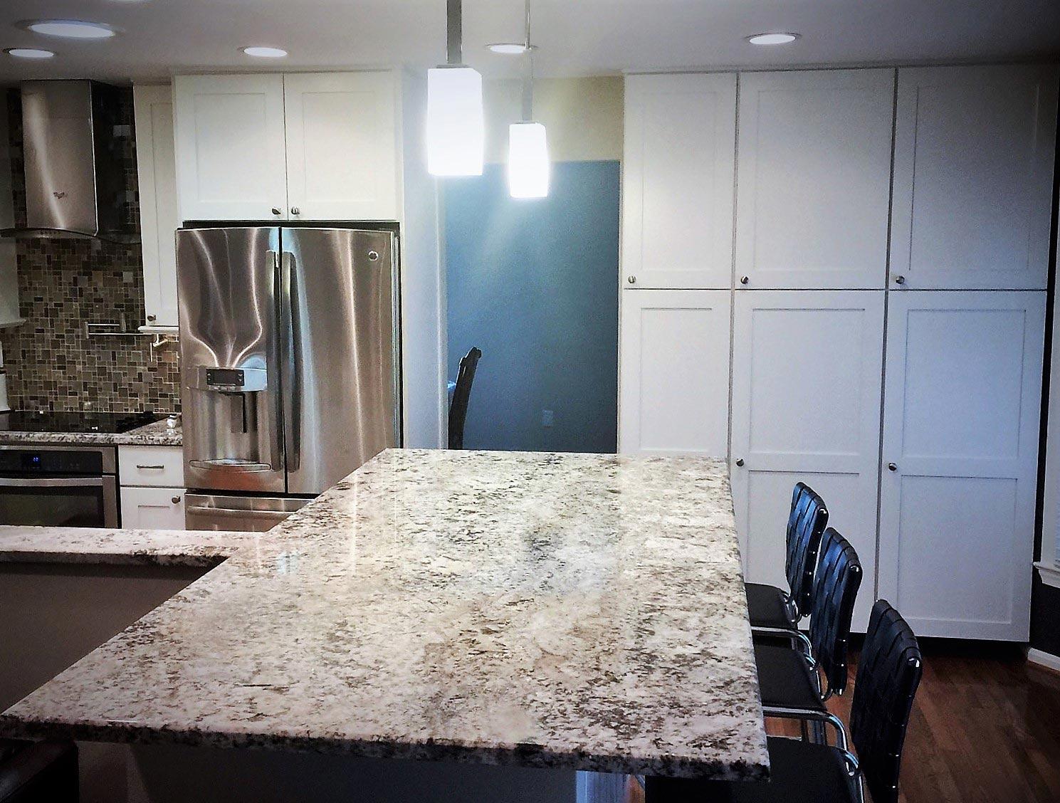 Fairfax, VA Kitchen Remodel - Bianco Renovations
