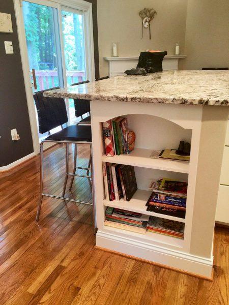 . Fairfax  VA Kitchen Remodel   Bianco Renovations