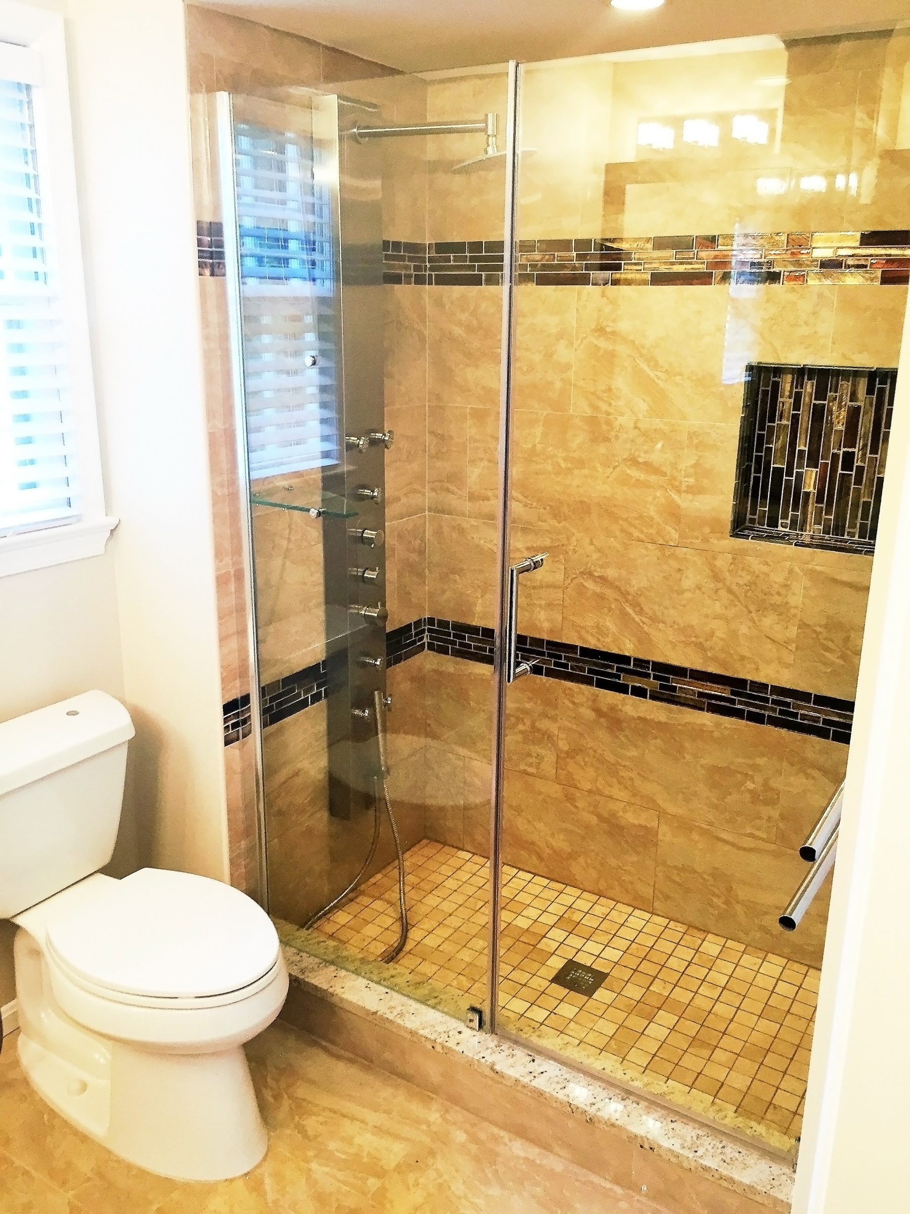 master bathroom remodel fairfax va - Bathroom Remodeling Fairfax Va