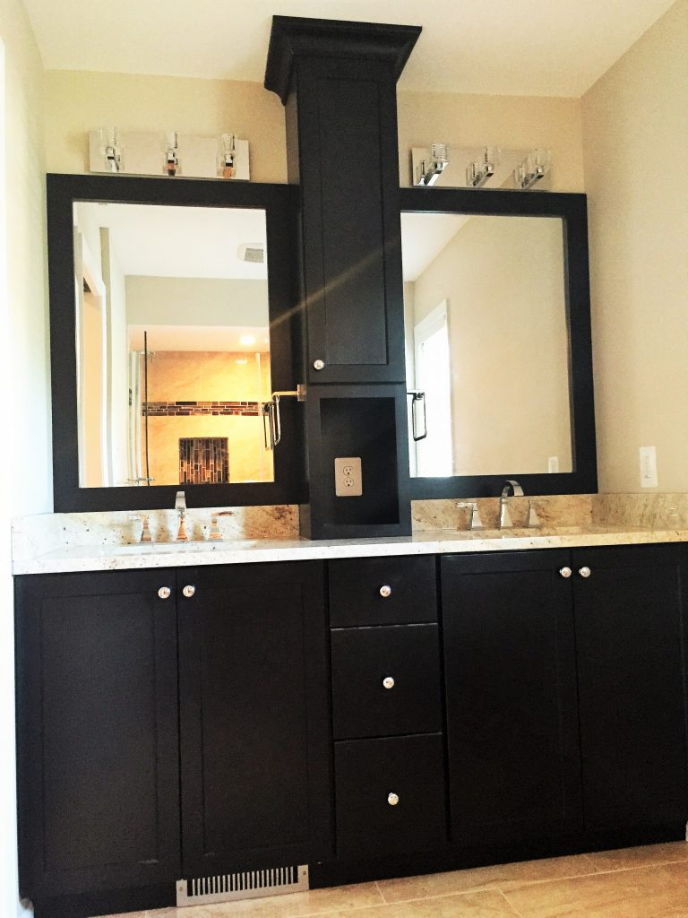 custom bathroom remodel fairfax va - Bianco Renovations