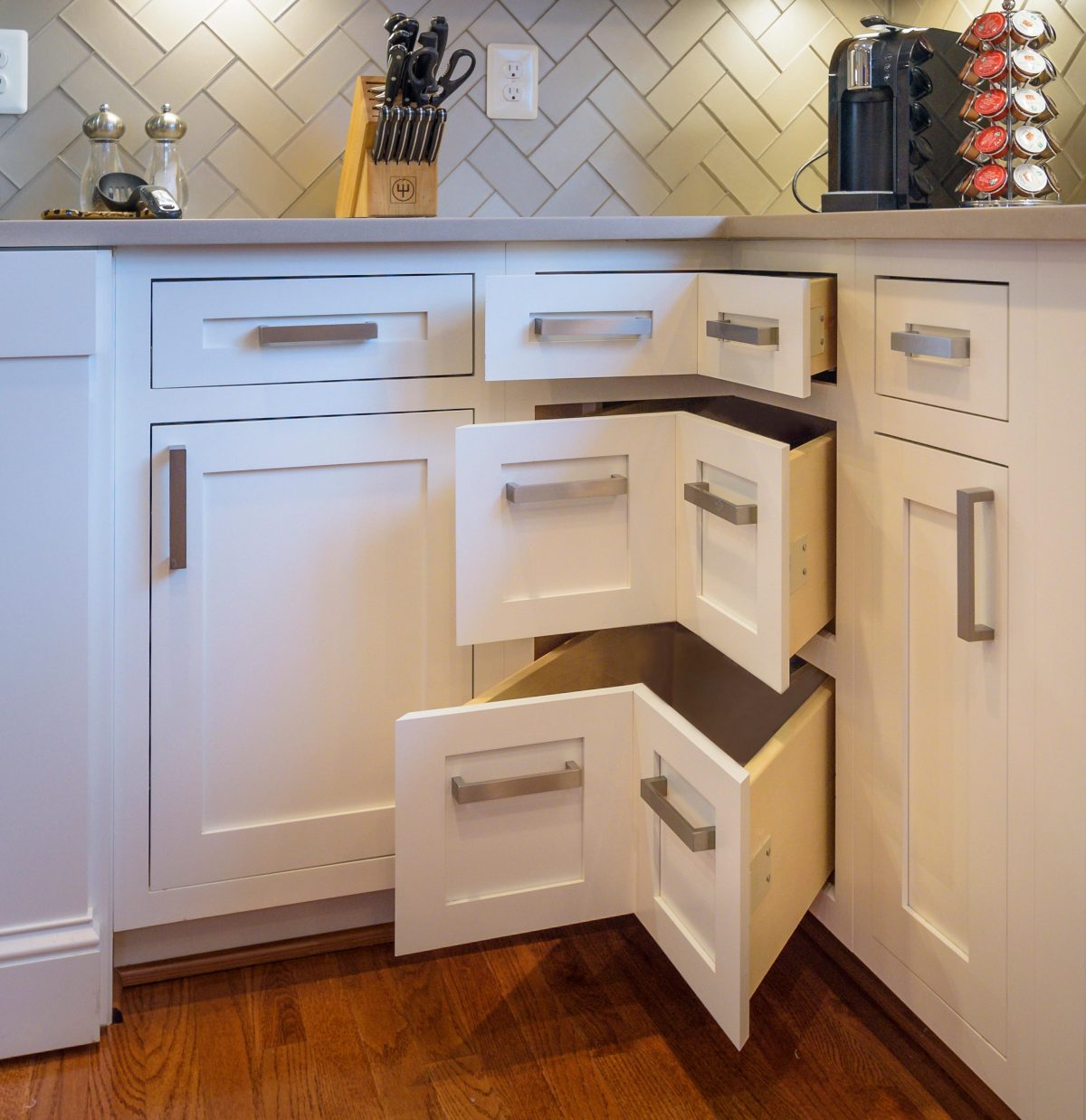 Partial Overlay Kitchen Cabinet Doors: What Is A Cabinet Door Overlay And What Are The Options
