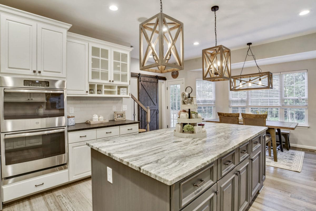 Get The Look Of A Craftsman Style Kitchen Bianco Renovations